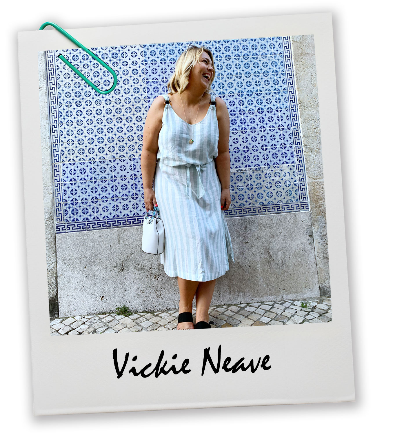 About Me, Vickie Neave